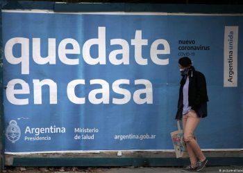 Argentina vuelve a registrar récord de casos diarios de Covid-19 con 2.886 positivos