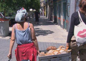 La FRAVM pide a Almeida que se haga cargo cuanto antes de la ayuda alimentaria que prestan las redes vecinales