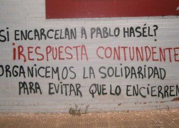 Pablo Hasel condenado a 9 meses de prisión: «esto es el fascismo encubierto, prisión hasta por contar hechos probados»
