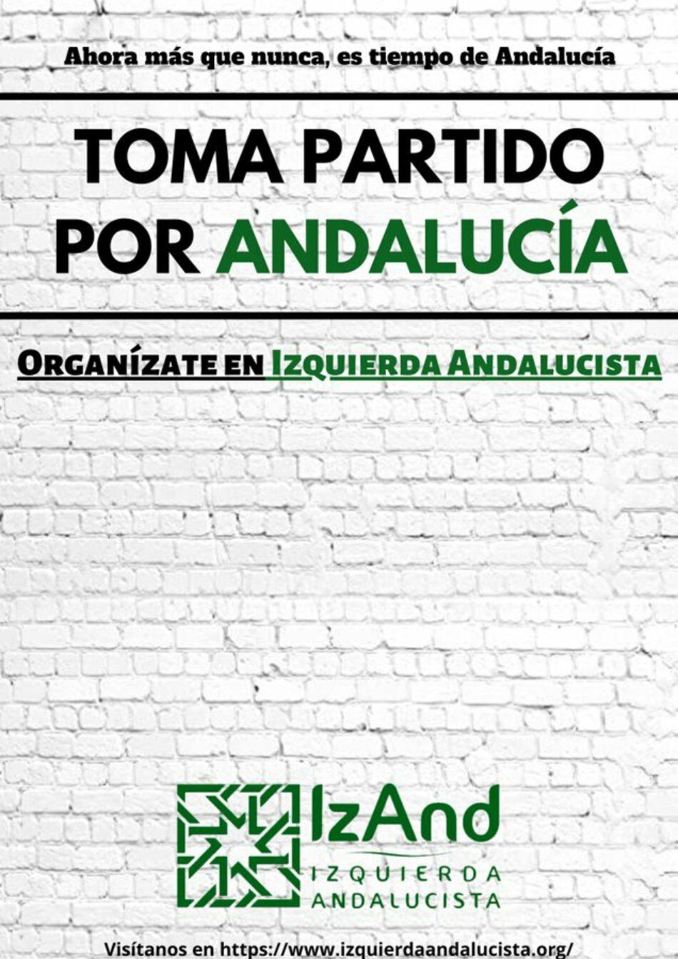 Izquierda Andalucista inicia su asamblea virtual con la elección de la Mesa del 12 al 14 de junio