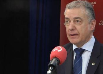 Ezker Anitza-IU lamenta y rechaza las declaraciones de Urkullu relativas a la brecha existente entre los sueldos del sector público y privado