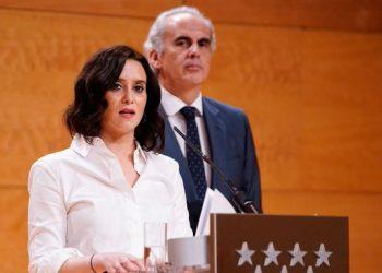 «Así pagan a los sanitarios: Más recortes sociales y menos plantilla» en la Comunidad de Madrid