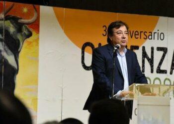 ONG's piden a Fernández Vara que No Subvencione la Tauromaquia y Muestre Transparencia