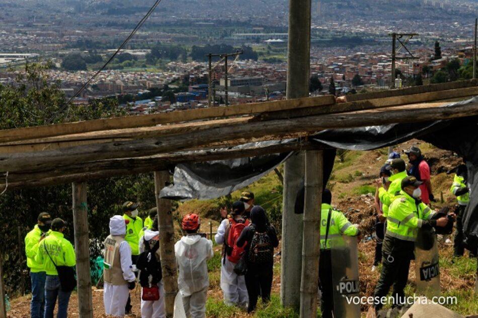 Colombia y altos de la estancia. De la acumulación originaria a la acumulación por desposesión (I)