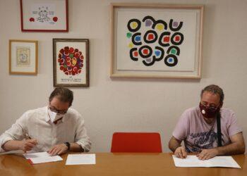 CCOO y las asociaciones vecinales manifiestan su compromiso con la emergencia social y alimentaria