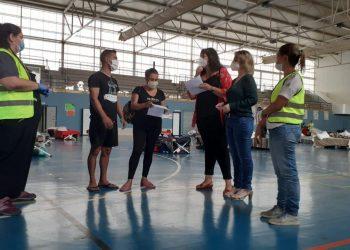 """Adelante Sevilla alerta de que """"este próximo domingo más de 200 personas pueden verse de nuevo en la calle y sin ningún tipo de ayuda"""""""