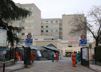 Los trabajadores y trabajadoras de la limpieza del Hospital Gregorio Marañón irán a la huelga los días 29 y 30 de junio