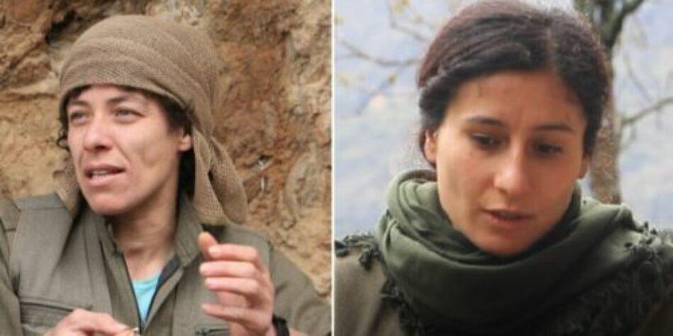 """Kurdistán. """"Las mujeres representan la vanguardia en las tácticas de guerrilla"""""""