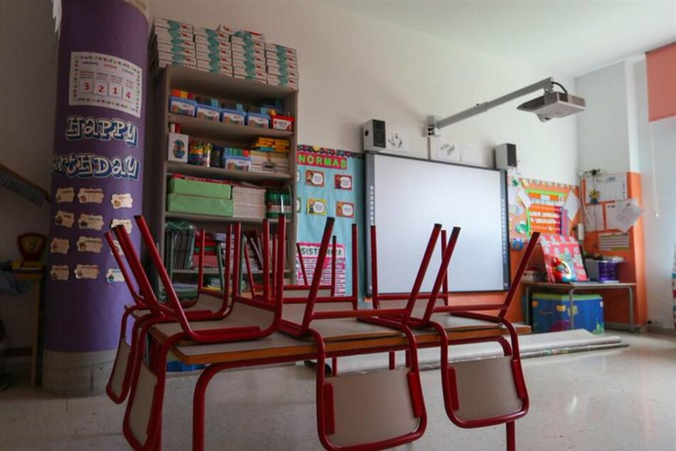 """""""La comunidad educativa debate: Vuelta segura a las aulas"""""""