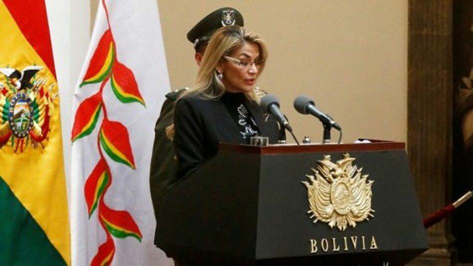 Juez de Tribunal Constitucional de Bolivia declara ilegal la presidencia de facto de Añez