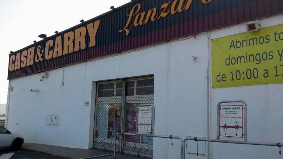 Cash & Carry Lanzaroteño despide a una trabajadora con embarazo de Alto Riesgo