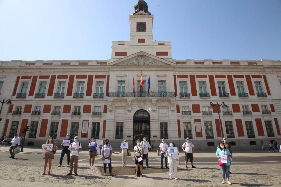 Sindicatos sanitarios, plataformas y organizaciones sociales se unen para defender y mejorar la sanidad pública madrileña
