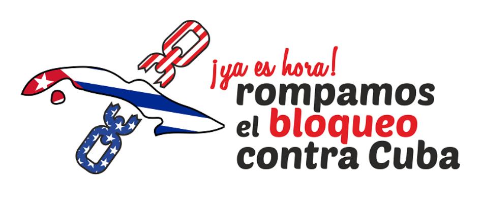 """""""100 voces contra el Bloqueo"""", una campaña en redes sociales para sensibilizar de la necesidad de eliminar la política genocida e injerencista de EEUU contra la isla"""
