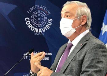 Chile al borde del colapso sanitario y un ministro de Salud que se niega a caer