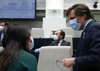 Sánchez Mato denuncia la respuesta del Ayto. de Madrid frente a la pandemia: «1 millón para las familias, 63 millones de rebaja fiscal a empresas»