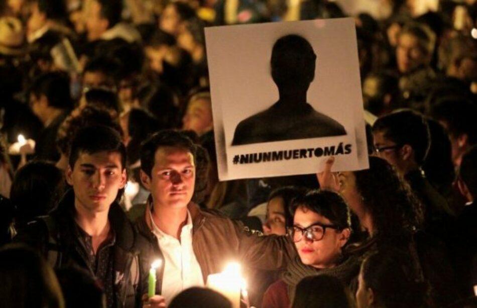 Denuncian otros tres asesinatos más de lideres sociales y ex guerrilleros, solo en el fin de semana en Colombia