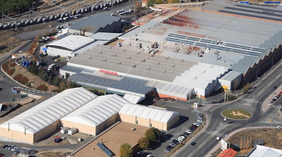 Izquierda Unida de Castilla y León se reúne mañana con el Comité de Empresa de Nissan Ávila