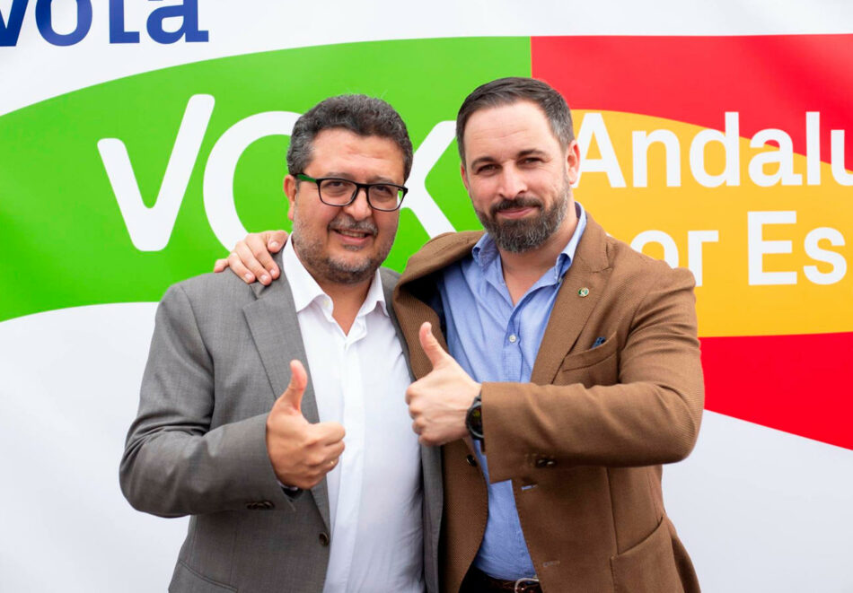 Fiscalía ve indicios de delito en la ayuda pública que logró el juez Serrano, líder de Vox en Andalucía