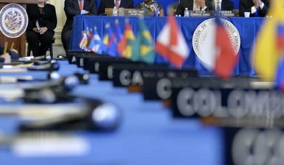 La OEA reconoce altos niveles de violencia contra comunidades en Colombia