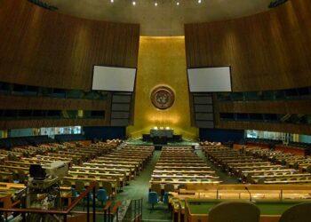 Asamblea General de ONU realiza elecciones en condiciones especiales