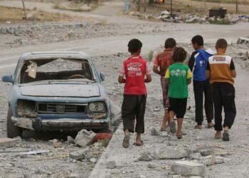 Más de 10 mil niños asesinados o mutilados en conflictos, reporta ONU