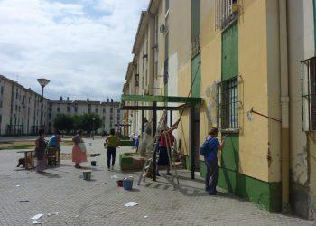 «Ni el boato de los Reyes ni las fotos solucionarán las desigualdades que se viven en barrios de Sevilla como el Polígono Sur»