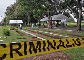 Continúa exhumación de cadáveres de la invasión de EE.UU. a Panamá