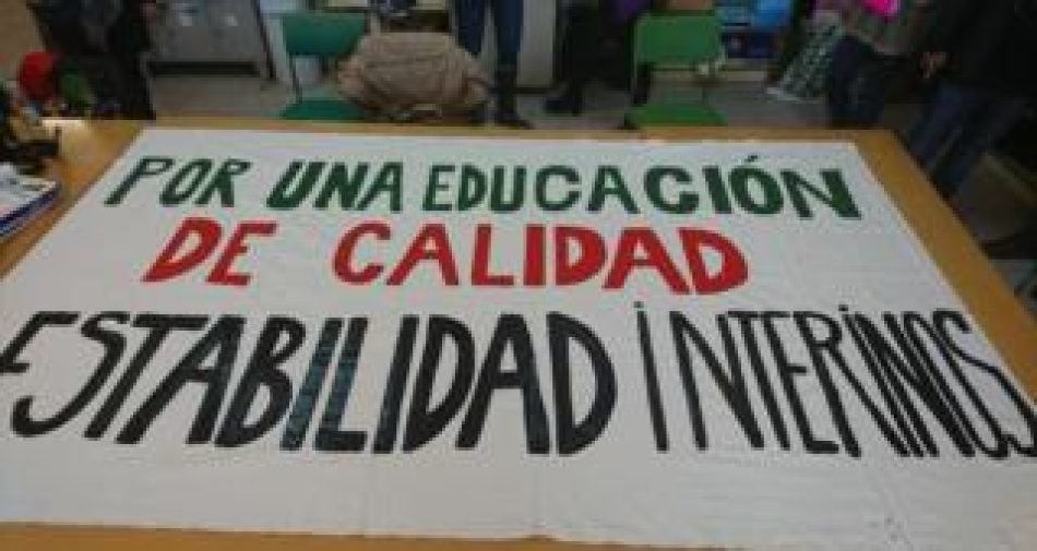 STERM denuncia el afán recaudatorio de Educación en las bolsas extraordinarias