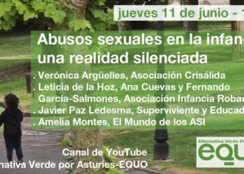 «Abusos sexuales en la infancia: una realidad silenciada»