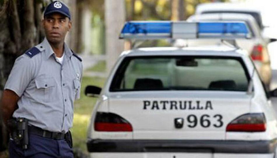 Un policía muerto y dos heridos en un ataque con cuchillo en La Habana