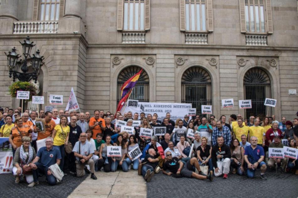 Una treintena de organizaciones y expertos instan al Gobierno a desarrollar una Ley Integral del Amianto