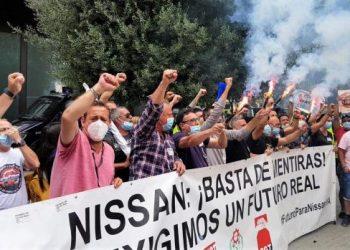 CGT-LKN Bizkaia convoca manifestación por el futuro de nuestra industria y en solidaridad con los y las trabajadoras de Nissan