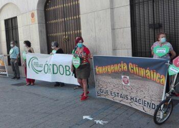 Rebelión por el Clima Córdoba reclama a la Junta la aprobación del Plan Andaluz de Acción por el Clima
