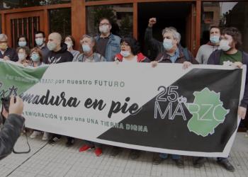 La Asociación 25 de Marzo respalda la huelga del campo y llama a los trabajadores y las trabajadoras a sumarse