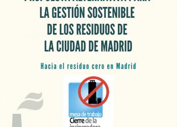 Madrid puede (y debe) cambiar su modelo de gestión de residuos