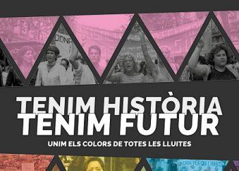 43a manifestació per l'alliberament LGBTI a Barcelona