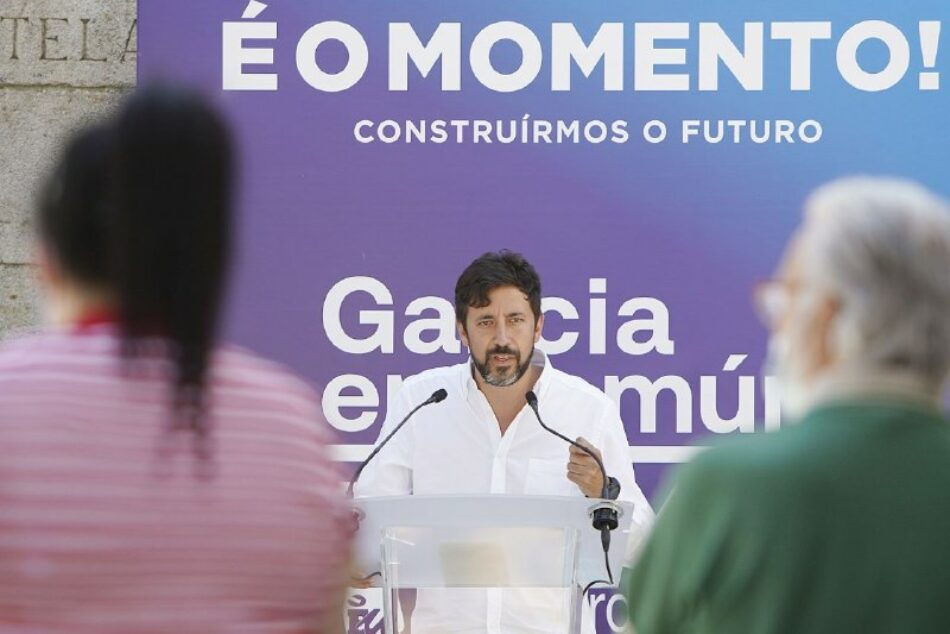 """Gómez Reino: «Feijóo non fixo nada polo mar en once anos. O futuro goberno da Xunta saberá loitar polo sector ante Madrid e Bruselas"""""""