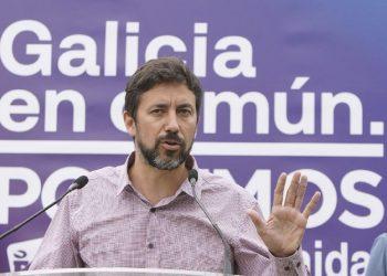 Gómez Reino (Galicia en Común- Anova Mareas): «Feijóo é o prestidixitador das mentiras»