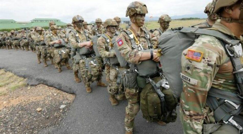 Venezuela: EEUU enviará tropas a Colombia