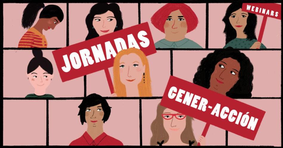 Jornadas «Gener-action»: La violencia de género en el trabajo durante la crisis del post-covid