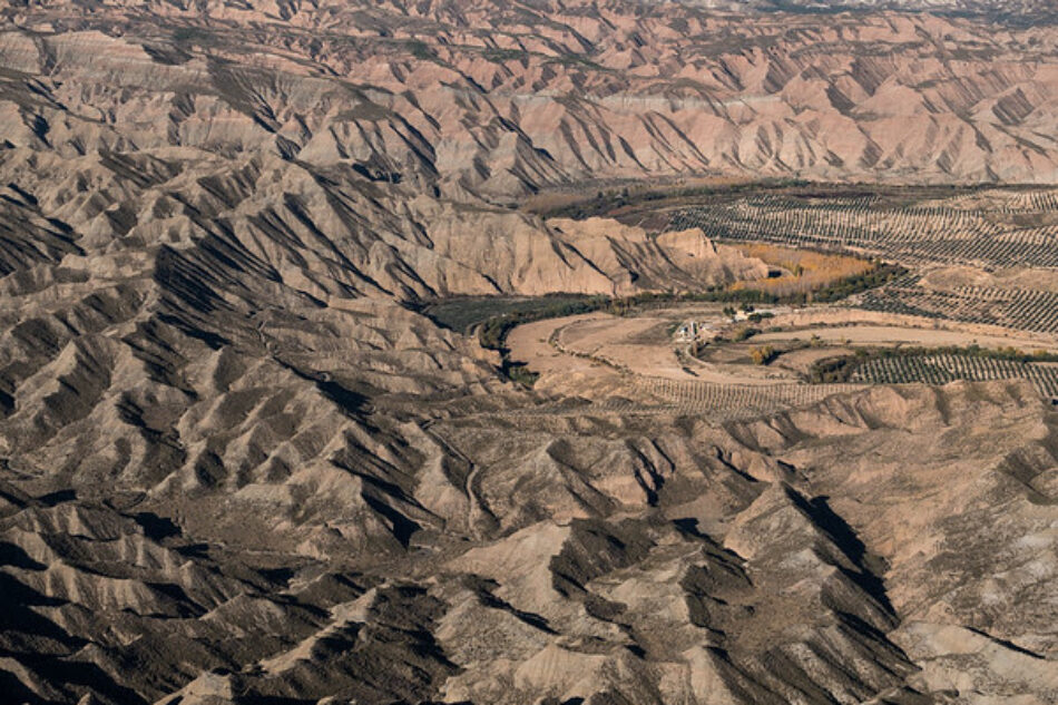 La desertificación en España agrava la vulnerabilidad frente a la emergencia climática