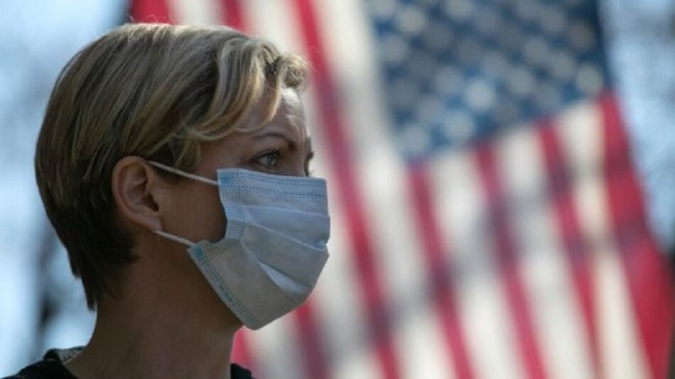 Estados Unidos rompe el récord diario de contagios con más de 45.000