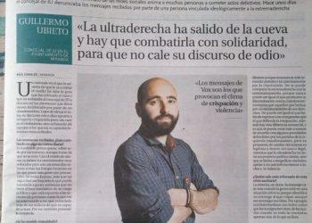 «IUCyL solicita una reunión al Delegado del Gobierno en Castilla y León, tras sufrir amenazas y acoso cargos públicos de nuestra organización»