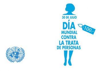 ONU reconoce labor de quienes se enfrentan a la trata de personas