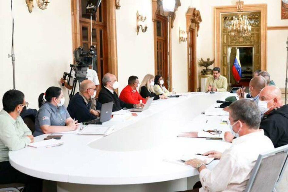 Venezuela inicia cuarentena radical para contener la Covid-19