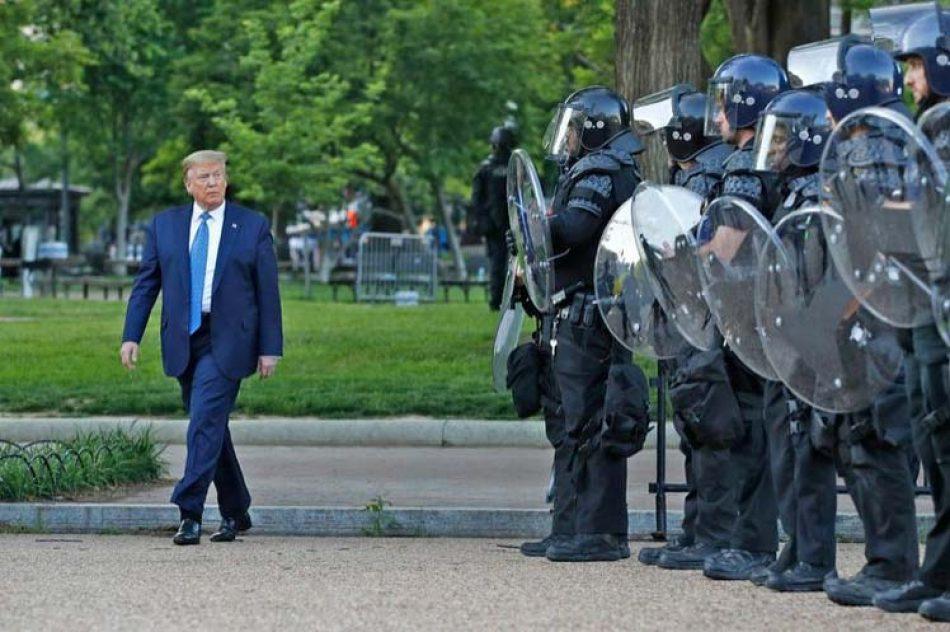 Gobierno de Trump enviará fuerzas federales a más ciudades de EE.UU.
