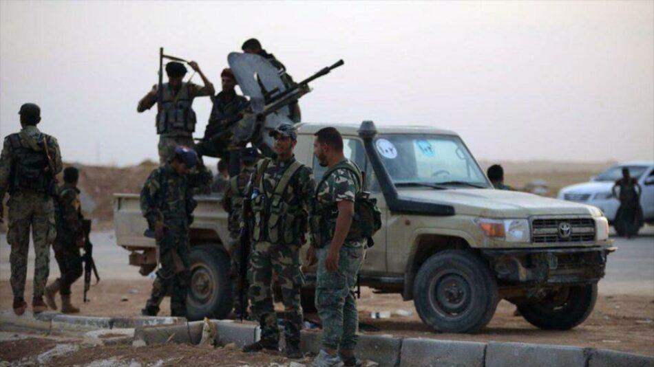 Terrorista arrestado en Siria confiesa que fue entrenado por EEUU