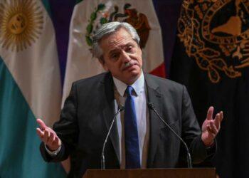 Presidente argentino, Alberto Fernández, expresa su apoyo a Maduro y rechaza a Guaidó