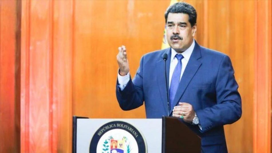 """Nicolás Maduro sobre parlamentarias de diciembre: """"Votos sí, balas no"""""""