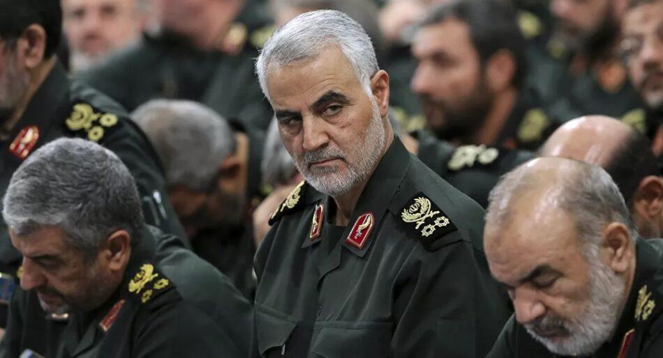 Qasem Soleimani, general iraní Experta de la ONU se proclama sobre el asesinato del general iraní Soleimani: «Fue una acción ilegal»